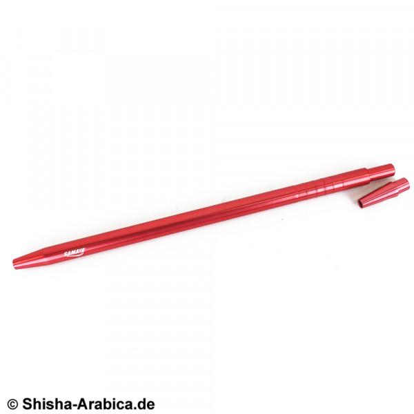 Samaya Alu Mundstück Long Red