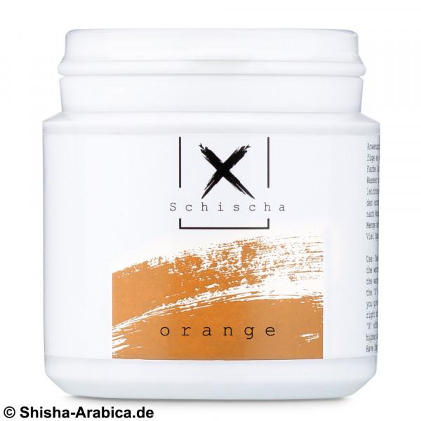 XSchischa Farbpulver Sparkle Orange 50g