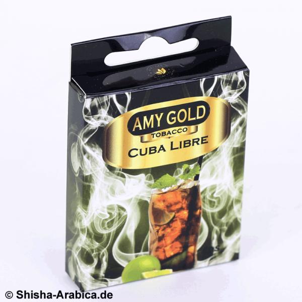 Amy Gold My Smoke Kartusche Cuba Libre 4er Pack