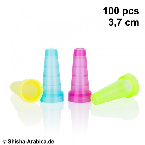 Hygienemundstücke 100pcs 3,7cm