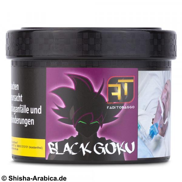 Fadi Tobaggo Black Goku 200g Tabak