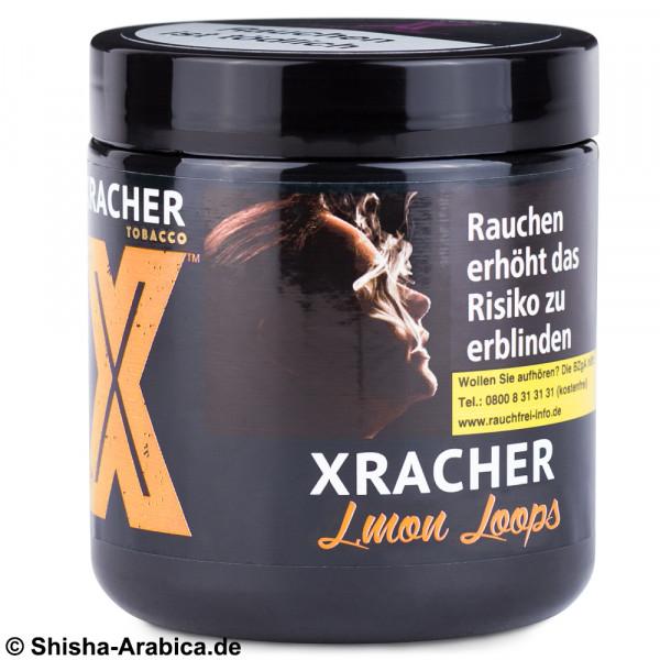 XRACHER Tobacco L.mon Loops 200g Tabak