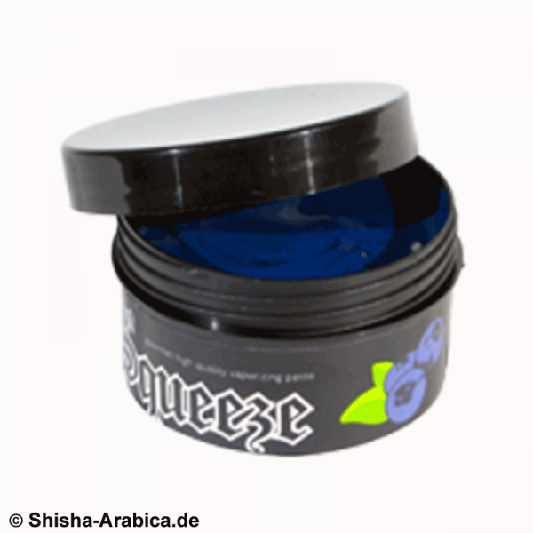 Hookah Squeeze Blueberry 150g