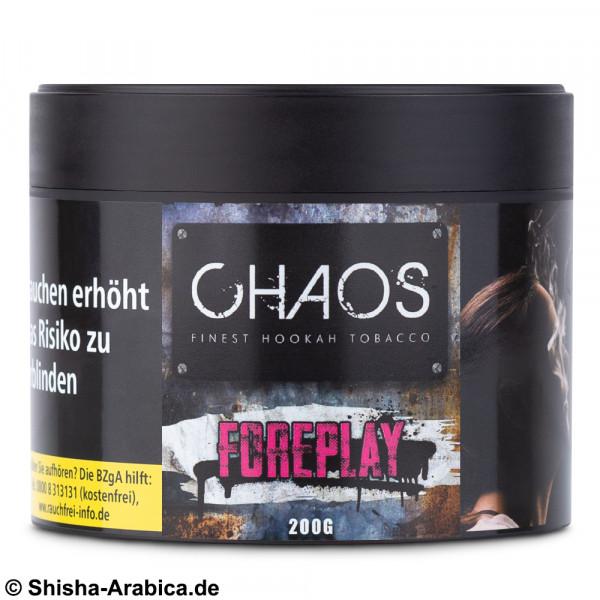 CHAOS Tobacco - Foreplay 200g Tabak