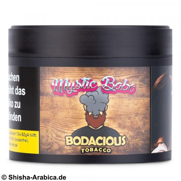 Bodacious Tobacco - Mystic Babo 200g Tabak