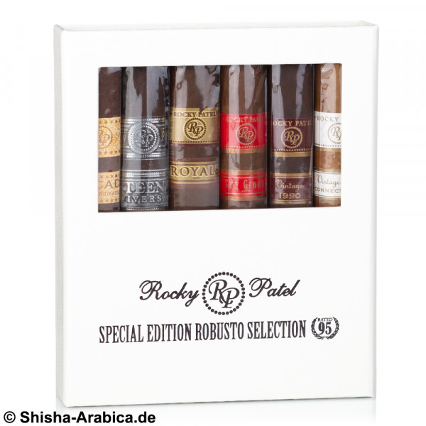 Rocky Patel Special Edition Robusto Selection 6St.