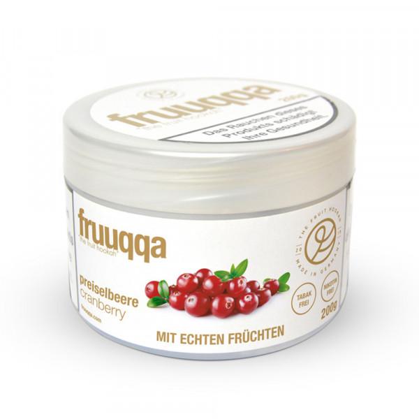 Fruuqqa - Preiselbeere / Cranberry 200g