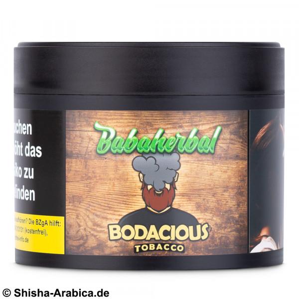 Bodacious Tobacco - Babaherbal 200g Tabak