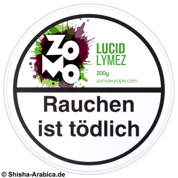 ZOMO Lucid Lymez 200g Tabak