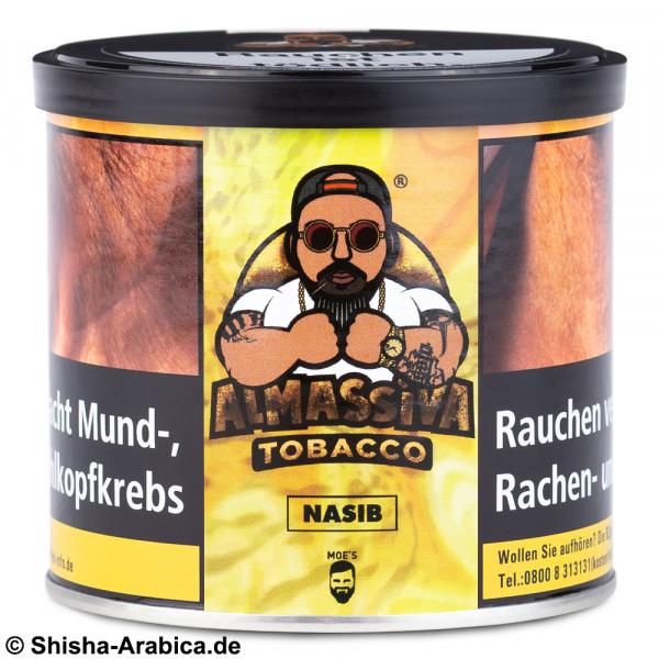 ALMASSIVA Tobacco - Nasib 200g Tabak