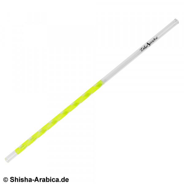 Deluxe Smoke Liner Yellow Helix 50cm