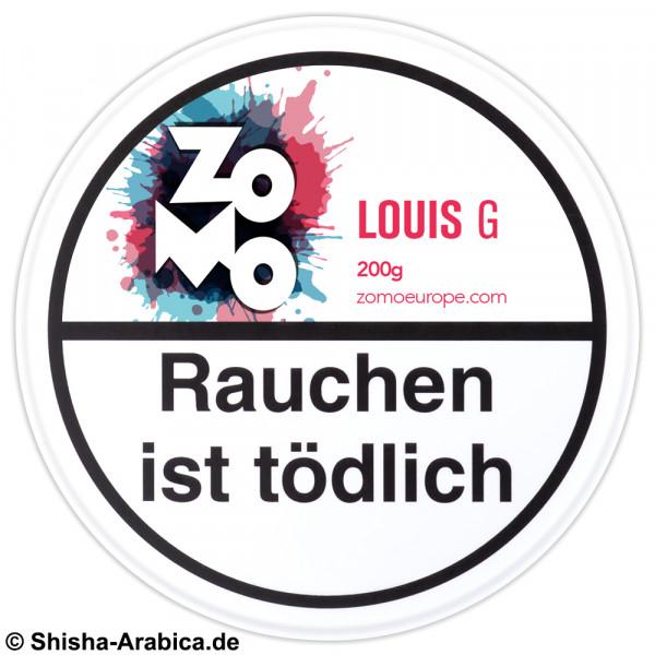 ZOMO Louis G 200g Tabak