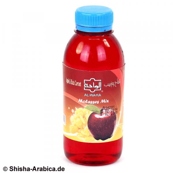 Al Waha Mix Apple Black Currant 250ml