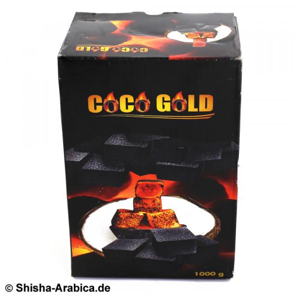 Coco Gold Shisha Kohle 1kg