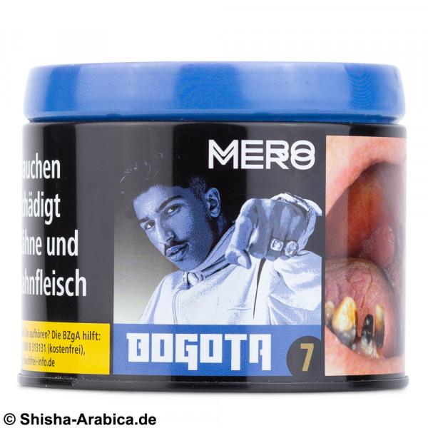 Mero No.7 Bogota 200g Tabak