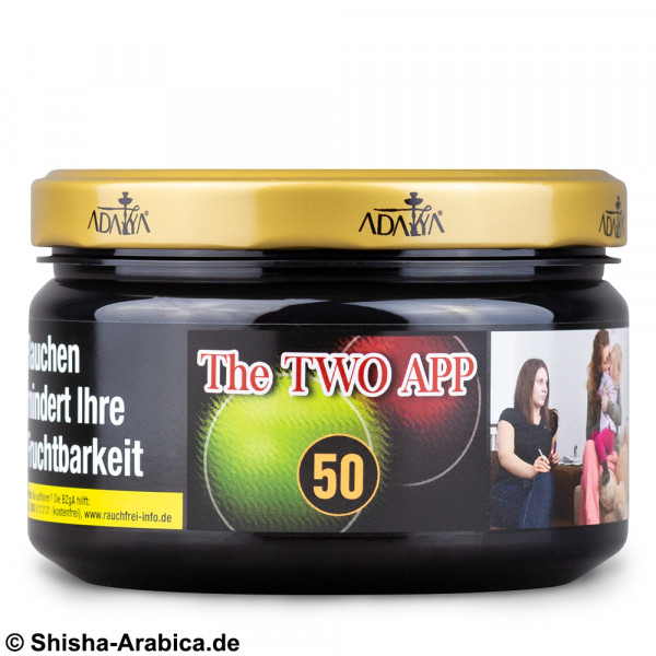 Adalya No.50 The Two App 200g Tabak