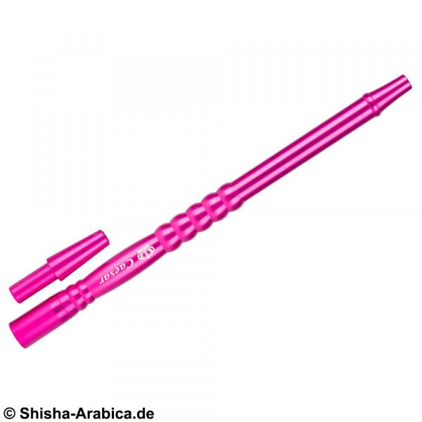 Caesar Alu Mundstück Pink
