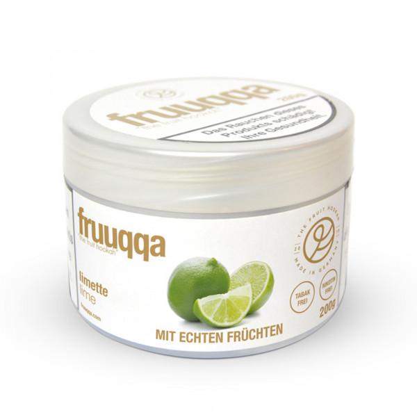Fruuqqa - Limette 200g