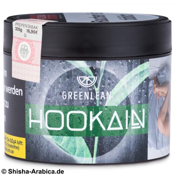 Hookain Tobacco - Green Lean 200g Tabak