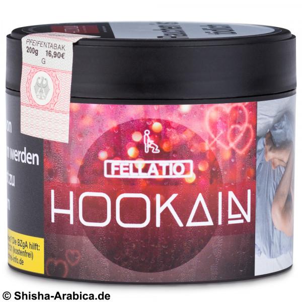 Hookain Tobacco - Fellatio 200g