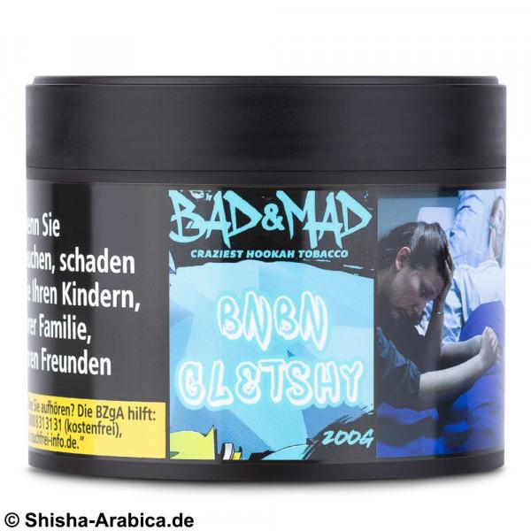 Bad & Mad Tobacco - Bn Bn Gletshy 200g Tabak