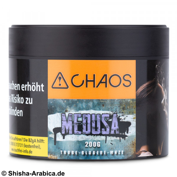 CHAOS Tobacco - Medusa 200g Tabak
