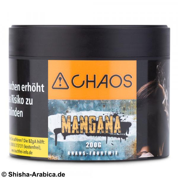 CHAOS Tobacco - Mangana 200g Tabak