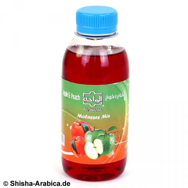 Al Waha Mix Apple Peach 250ml