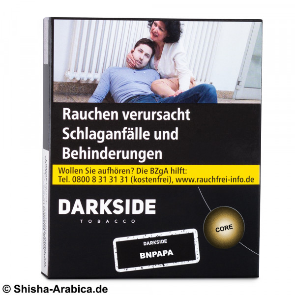 Darkside Core - Bnpapa 200g Tabak