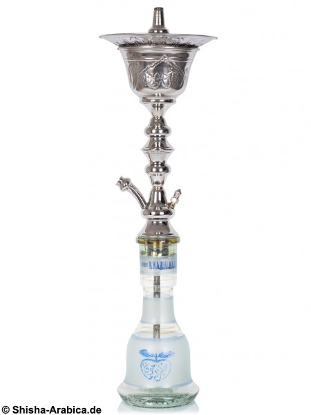 Khalil Mamoon Ice Pot Trimetal Shisha