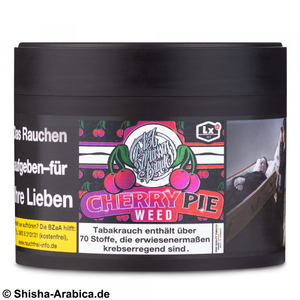 187 Tobacco Cherry Pie Weed 200g TPD2