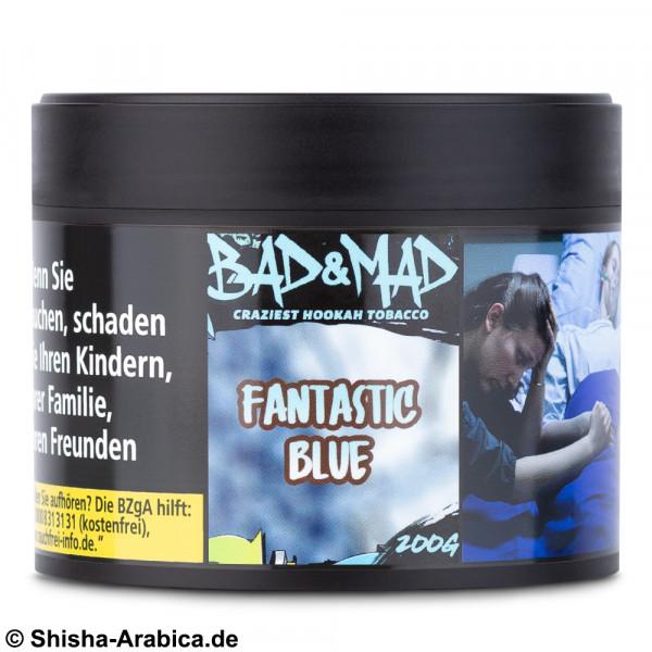 Bad & Mad Tobacco - Fantastic Blue 200g Tabak