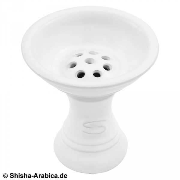 Saphire Power Bowl Classic White