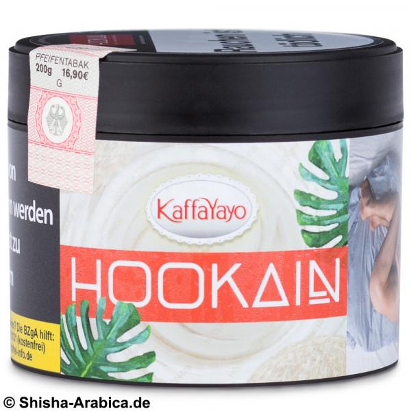 Hookain Tobacco - Kaffa Yayo 200g Tabak