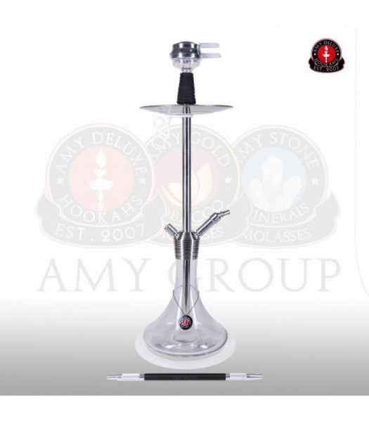 Amy Deluxe SS09 Stick Steel Clear