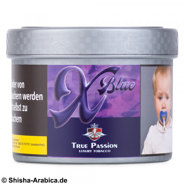 True Passion Blue X 200g Tabak