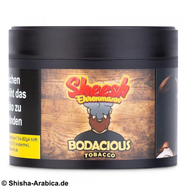 Bodacious Tobacco - Sheesh Ehrenmann 200g Tabak