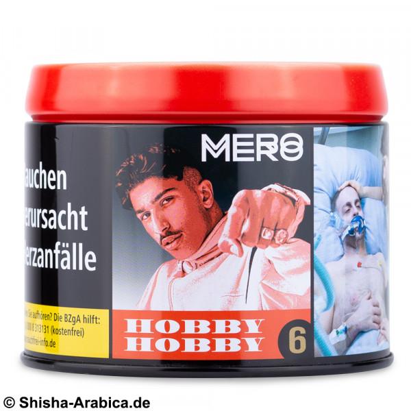 Mero No.6 Hobby Hobby 200g Tabak