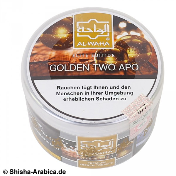 Al Waha Elite Edition Golden Two Apo 200g