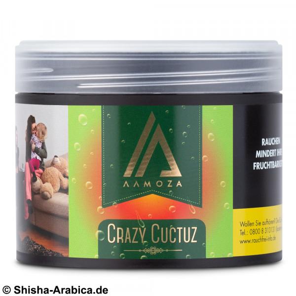 Aamoza Tobacco - Crazy Cactuz 200g Tabak
