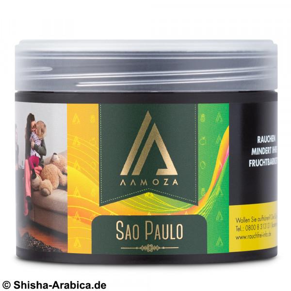 Aamoza Tobacco - Sao Paulo 200g Tabak