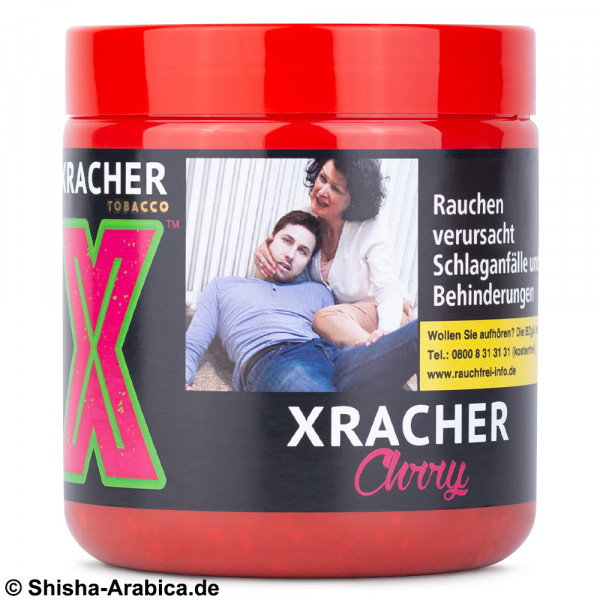 XRACHER Tobacco Chrry 200g Tabak