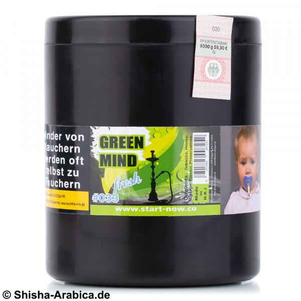 Start Now Gold - Green M Fresh 1kg Tabak