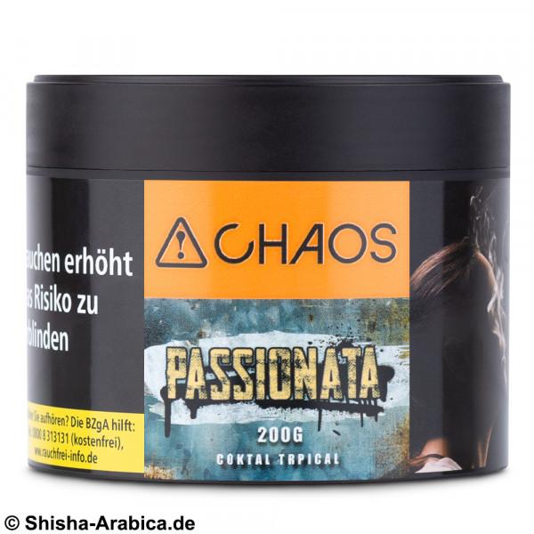 CHAOS Tobacco - Passionata 200g Tabak