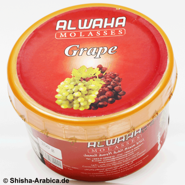 Al Waha Grape (200g Dose)