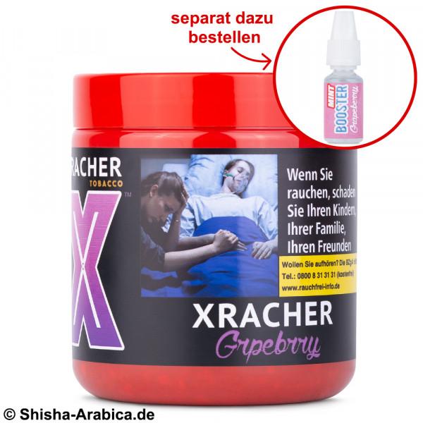 XRACHER Tobacco Grpebrry 200g Tabak