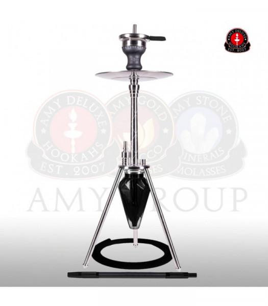 Amy Deluxe 001.01 UNIO Black Shisha