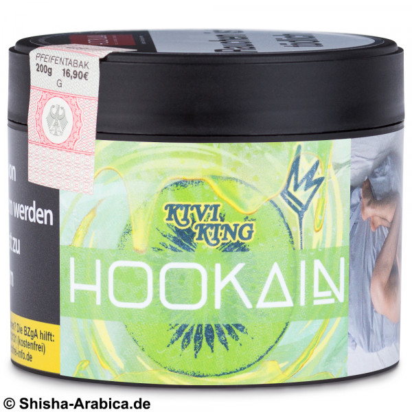 Hookain Tobacco - Kivi King 200g Tabak
