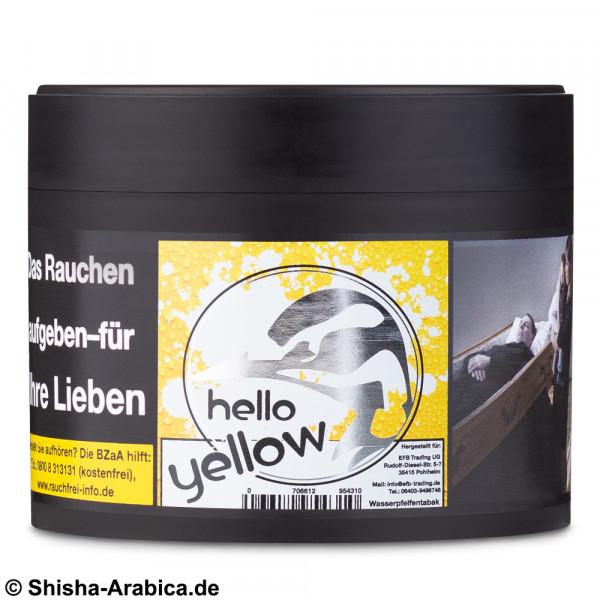 Stahlspecht Tobacco - Hello Yellow 200g Tabak