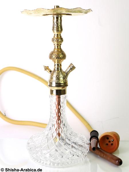 Black Smoke Tradi - Aslan Mini - Clear Shisha